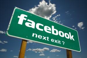 facebook next exit?