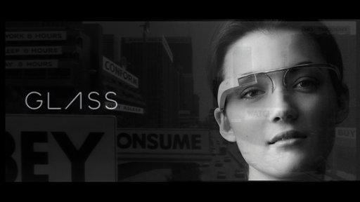 Google Glass - apocalyptic vision